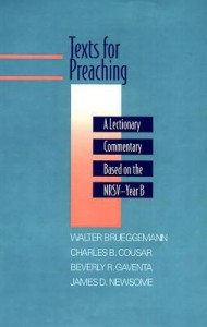 Texts_for_Preaching_YearB